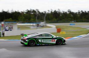 Rudolf Rhyn Audi Sport Seyffarth R8 LMS Cup Hockenheim