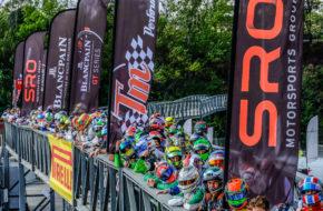 Gruppenfoto Blancpain GT Series Endurance Cup Barcelona