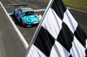 Kelvin van der Linde Patric Niederhauser HCB-Rutronik Racing Audi R8 LMS ADAC GT Masters Most