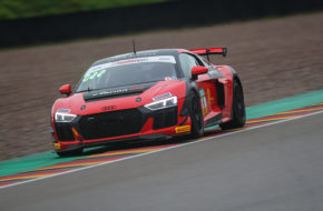 Markus Lungstrass Mike Beckhusen racing one Audi R8 LMS GT4 ADAC GT4 Germany Sachsenring