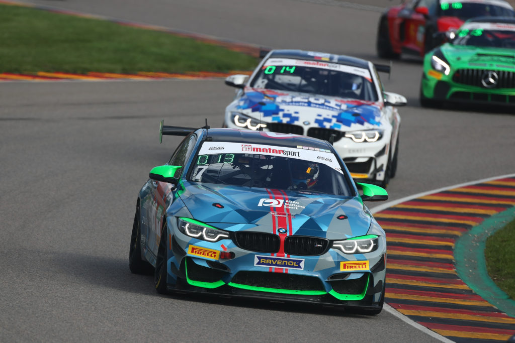 Marius Zug Gabriele Piana RN Vision STS Racing BMW M4 GT4 ADAC GT4 Germany Sachsenring