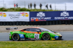 Mirko Bortolotti Christian Engelhart GRT Grasser Racing Team Blancpain GT World Challenge Europe Zandvoort