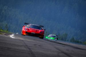 Wolfgang Triller Florian Scholze HB Racing Ferrari 488 GT3 Blancpain GT World Challenge Europe Nürburgring