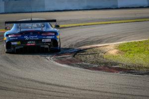 Nico Bastian Thomas Neubauer AKKA ASP Mercedes AMG GT3 Blancpain GT World Challenge Nürburgring