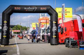 Blancpain GT Series Endurance Cup Barcelona