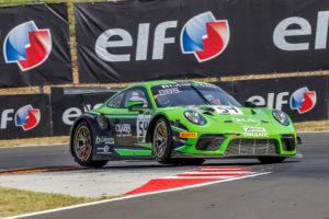 Giorgio Roda Sven Müller Dinamic Motorsport Porsche 911 GT3 R Blancpain GT World Challenge Europe Budapest