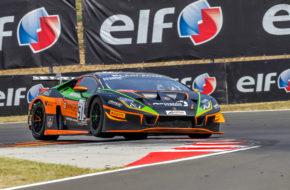 Phil Keen Hiroshi Hamaguchi Orange 1 FFF Racing Team Lamborghini Huracan GT3 Blancpain GT World Challenge Europe Budapest