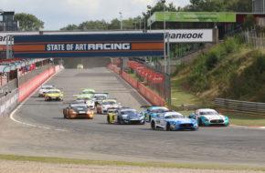 DMV GTC Start Zolder Rennen 1