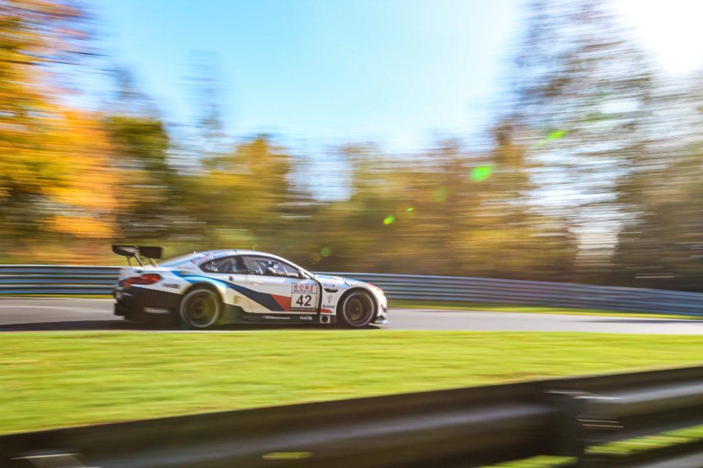 Philipp Eng BMW Team Schnitzer BMW M6 GT3 VLN Nürburgring