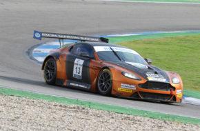 Timo Scheibner Aston Martin Vantage Schaller Motorsport DMV GTC Hockenheim