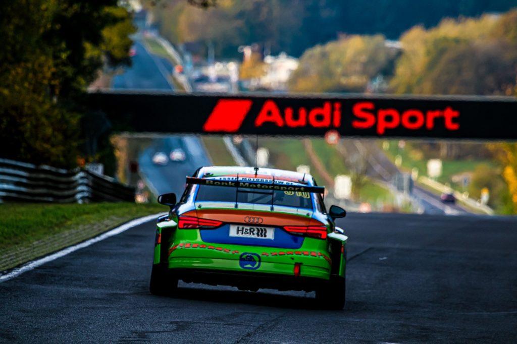 Hermann Bock Bonk Motorsport Audi RS3 LMS VLN Nürburgring