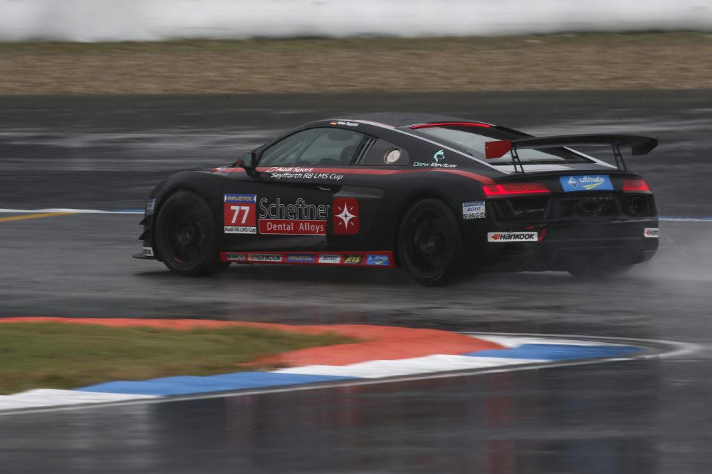 Robin Rogalski Audi Sport Seyffarth R8 LMS Cup Hockenheim