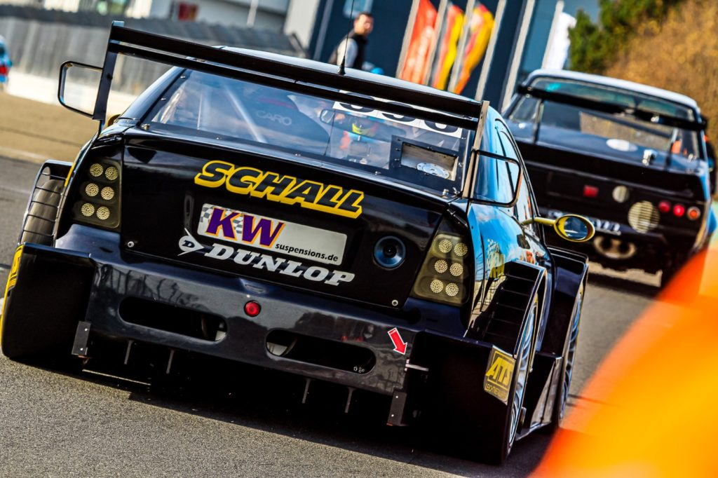 Schall Demorunde VLN Nürburgring