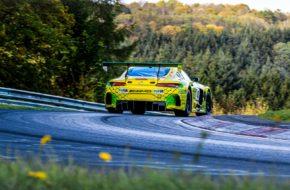 Maximilian Buhk Raffaele Marciello Mercedes-AMG Teamm MANN FILTER Mercedes AMG GT3 VLN Nürburgring