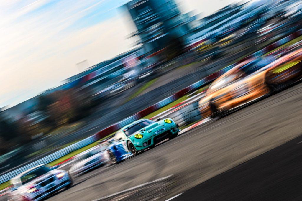 Sven Müller Patrick Pilet Falken Motorsports Porsche 911 GT3 R VLN Nürburgring