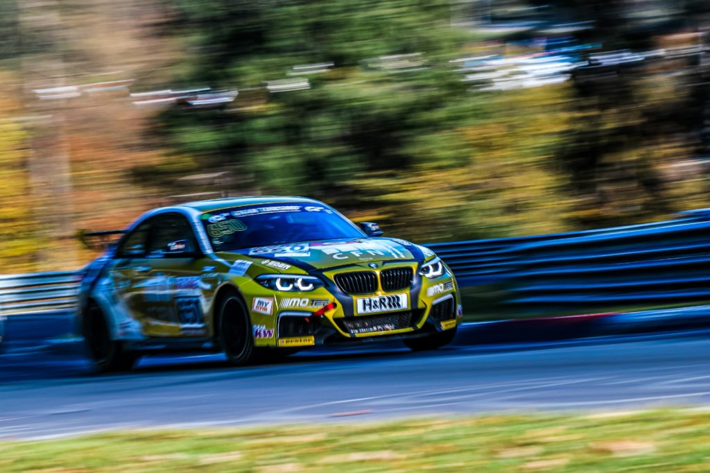 Yannick Fübrich David Griessner Pixum Team Adrenalin Motorsport BMW M240i Racing Cup VLN Nürburgring