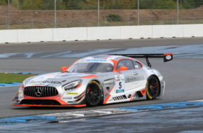 Kenneth Heyer Christiaan Frankenhout Race-Art-Motorsport Mercedes AMG GT3 DMV GTC Hockenheim