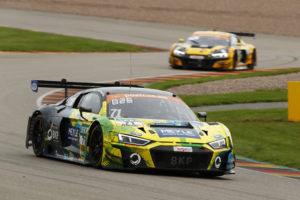 Maximilian Paul Will Tregurtha T3 Motorsport Audi R8 LMS ADAC GT Masters Sachsenring