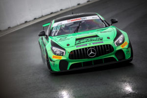 Tim Heinemann Luke Wankmüller HP Racing International Mercedes AMG GT4 ADAC GT4 Germany Zandvoort