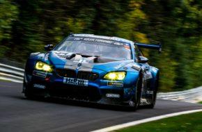 Christian Krognes Jody Fannin David Pittard Walkenhorst Motorsport BMW M6 GT3 VLN Nürburgring