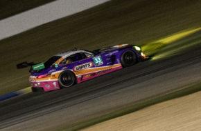 Ben Keating Jeroen Bleekemolen Felipe Fraga Mercedes-AMG Team Riley Motorsports IMSA WeatherTech SportsCar Championship Petit Le Mans