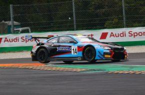 Marius Zug Gabriele Piana MRS GT-Racing BMW M6 GT3 GT Italia Monza