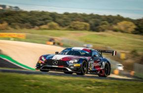 Jim Pla Jean-Luc Beaubelique AKKA ASP Mercedes AMG GT3 FIA Motorsport Games GT Cup Vallelunga