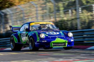 Dr. Eddy Althoff Porsche Carrera RSR Youngtimer Trophy Nürburgring