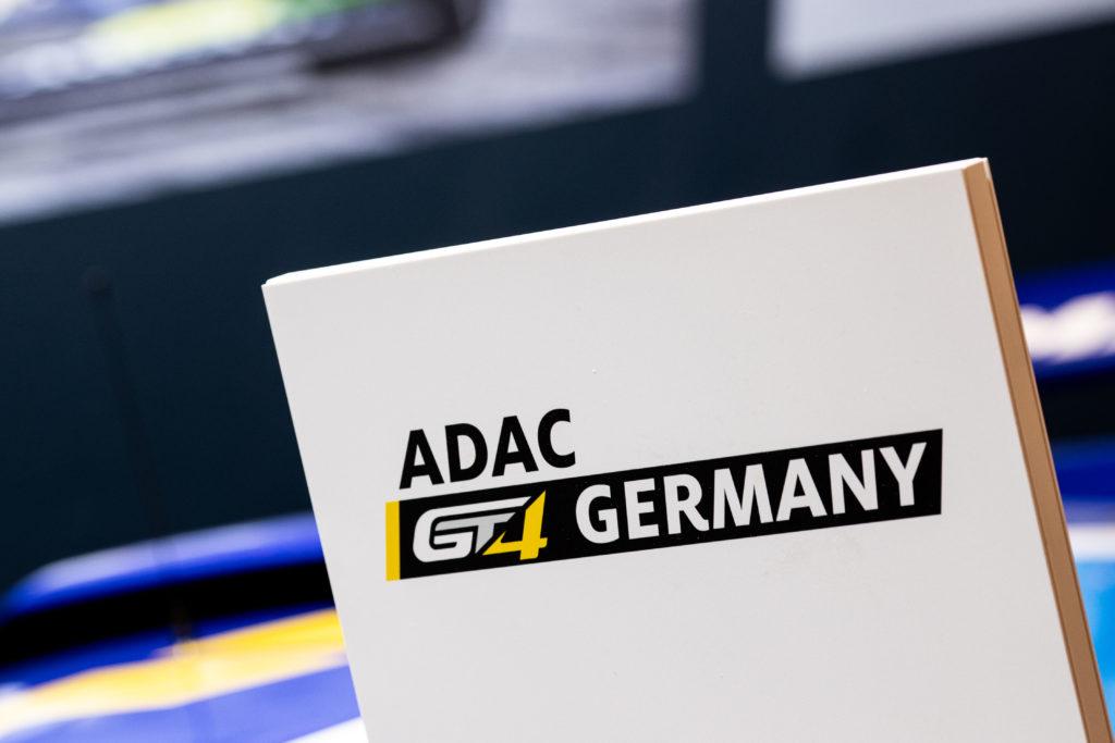 ADAC GT4 Germany Logo 2020