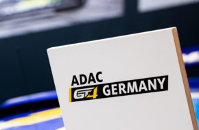 ADAC GT4 Germany Logo 2020