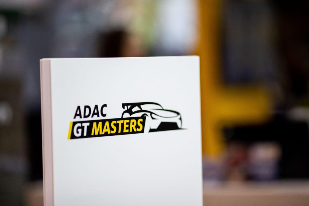 ADAC GT Masters Logo 2020