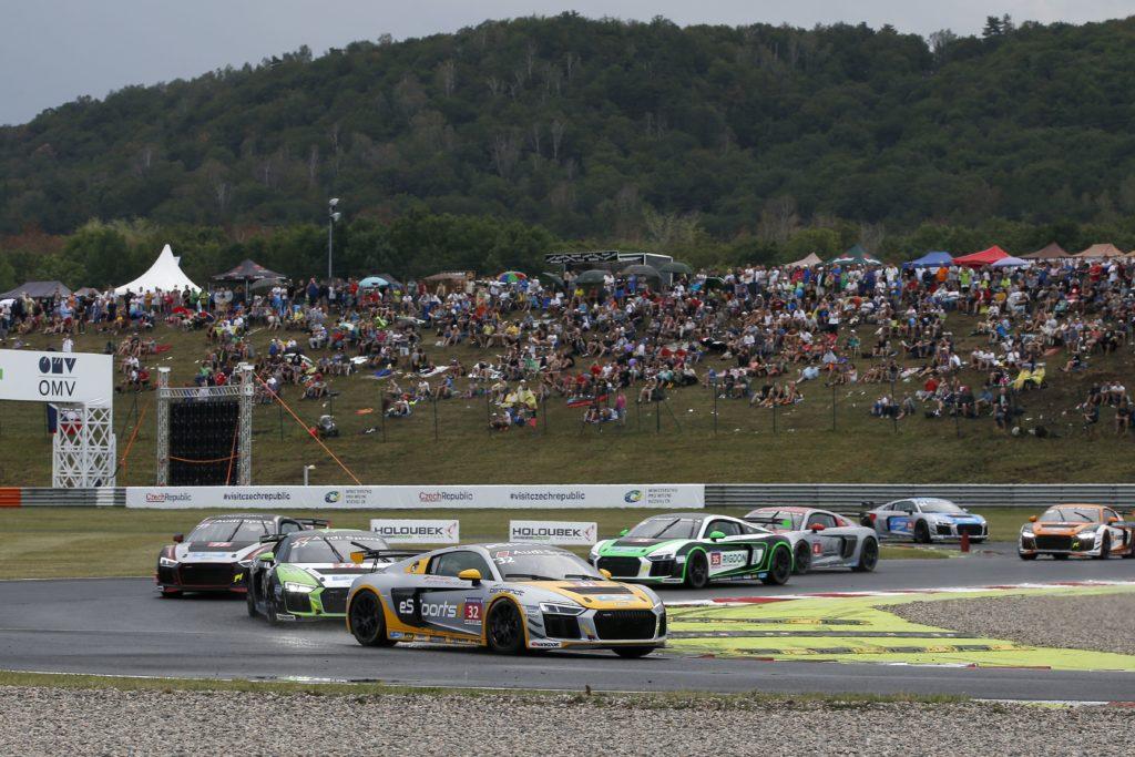 Audi Sport Seyffarth R8 LMS Cup Most