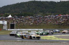 Audi Sport Seyffarth R8 LMS Cup Most