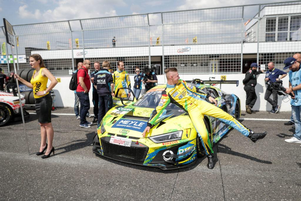 Maximilian Paul T3 Motorsport Audi R8 LMS ADAC GT Masters Most