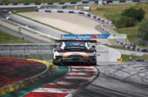 Adrien de Leener Matteo Cairoli KÜS Team75 Bernhard Porsche 911 GT3 R ADAC GT Masters Red Bull Ring