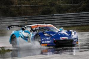 Sven Barth David Jahn RWT Racing Corvette C7 GT3-R ADAC GT Masters Zandvoort