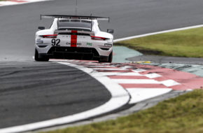 Michael Christensen Kevin Estre Porsche GT Team Porsche 911 RSR FIA WEC Fuji