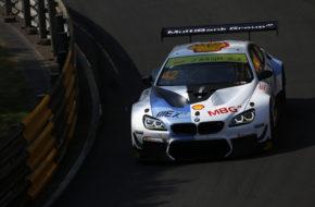 Augusto Farfus BMW Team Schnitzer BMW M6 GT3 FIA GT World Cup Macau