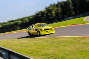 Michael Nolte Opel Kadett C Coupé Youngtimer Trophy Spa