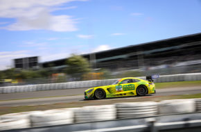 Indy Dontje Maximilian GötzMANN-FILTER Team HTP Mercedes AMG GT3 ADAC GT Masters Nürburgring