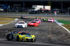 Maximilian Paul Will Tregurtha T3 Motorsport Audi R8 LMS ADAC GT Masters Hockenheim