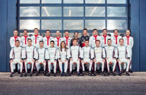 Porsche Kader 2020
