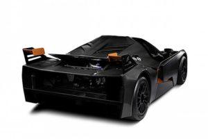 KTM X-Bow GT4 Evo