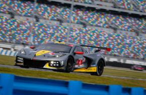 Oliver Gavin Tommy Milner Marcel Fässler Corvette Racing Corvette C8.R IMSA WeatherTech SportsCar Championship 24h Daytona