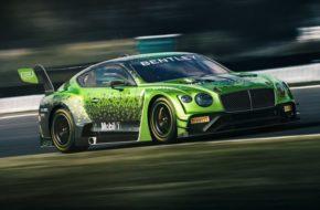 Bentley Team M-Sport Bentley Continental