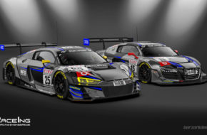 RaceIng Audi R8 LMS Audi R8 LMS BE