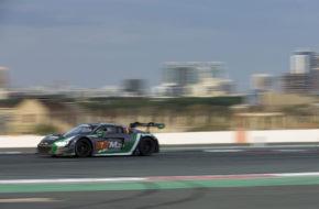 Mohammed Saud Fahal al Saud Dries Vanthoor Christopher Mies Michael Vergers Rik Breukers MS7 by WRT Audi R8 LMS GT3 24h Dubai