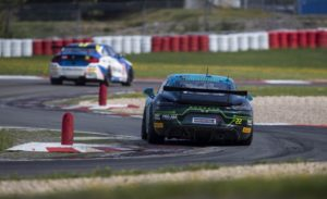 Nicolas Schöll Jan Kasperlik Allied-Racing Porsche Cayman GT4 GT4 European Series Nürburgring