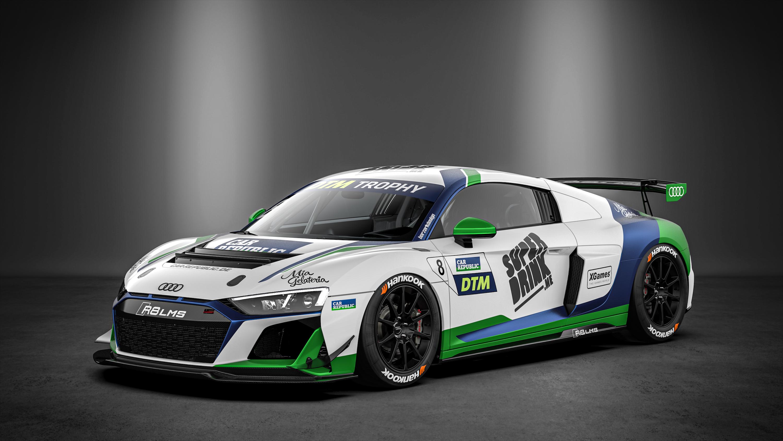 Car Republic Audi R8 LMS GT4 DTM Trophy