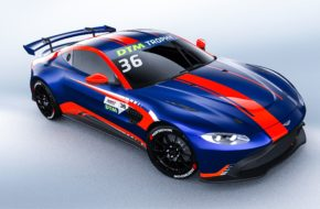 Martin Racing Team Aston Martin Vantage